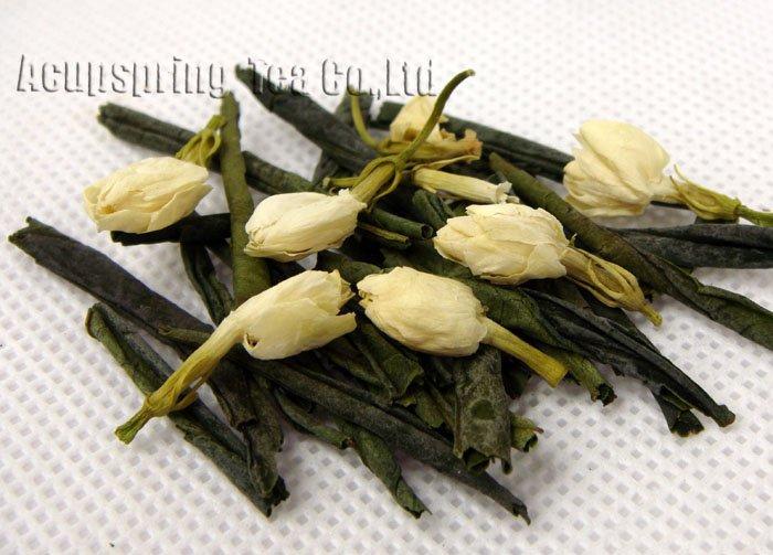 4oz/100g Jasmine Liu An Gua Pian, Melon Seed Tea, A3CLG03M,Free Shipping