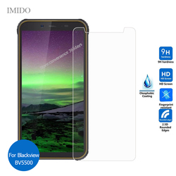 На Алиэкспресс купить стекло для смартфона for blackview bv5500 pro tempered glass screen protector 2.5 9h safety protective film on black view bv 5500