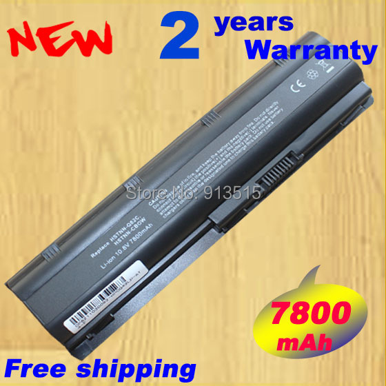 Laptop Batteries Able Laptop Battery For Hp Pavilion G4 G6 G7 Dv5-3000 Dv6-6000 Hstnn-q62c G62 Series