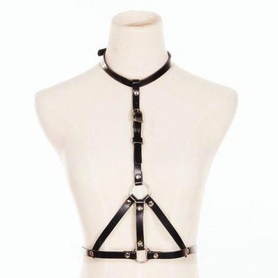 Homens e Mulheres cinto de couro ajustável básico high street chic elegante com tiras de bondage delicados prende na cintura