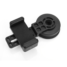 Binoculars Telescope Special Accessories Mobile Phone Connection Clip Bracket For Binocular Holder Watching