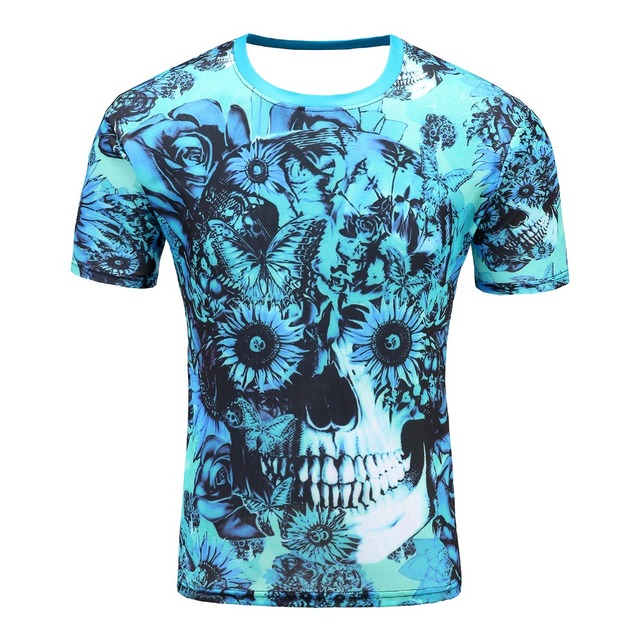 0fc895e56aae 2017 Novelty 3D t shirt Men Multicolor 3D Printed Hip Hop Lebron short  Sleeve Men Women t-shirt tee tops wholesale