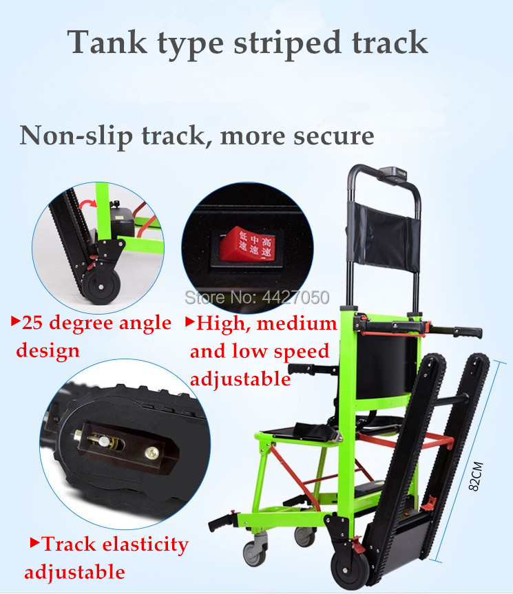 2019 Cheap price Stairs Climbing Portable Electric Wheel Chairs For Disabled