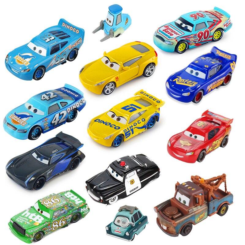 Disney Pixar Cars 3 Lightning McQueen Jackson Stor...