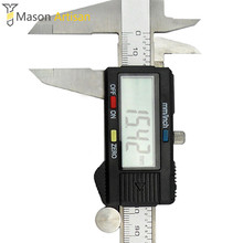 Promo offer High Quality Digital Vernier Caliper Stainless Steel 0-150mm/6-inch Electronic Micrometer Professional Measuring Tool Paquimetro