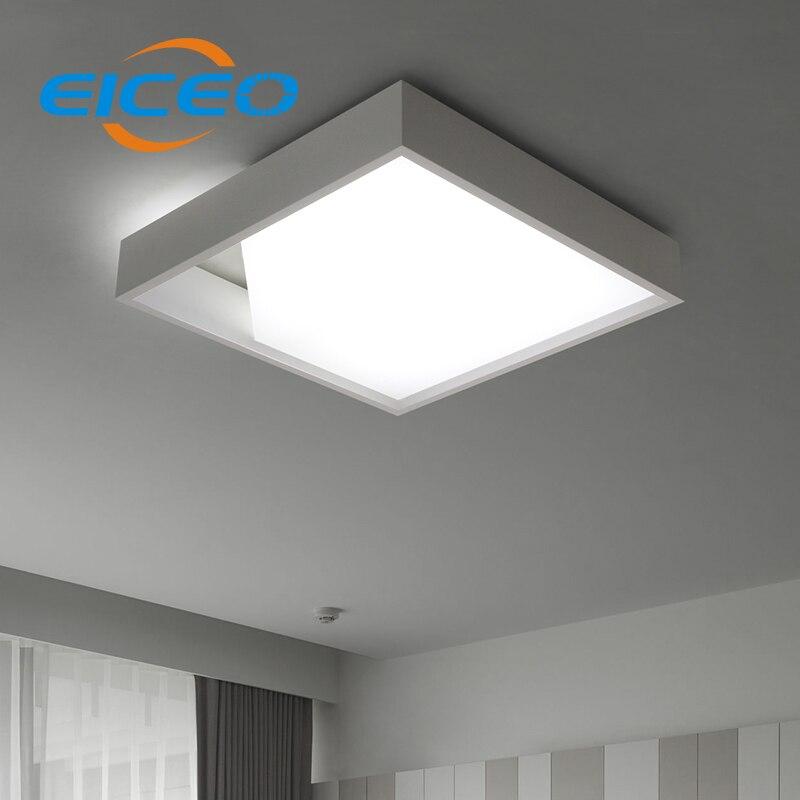 (EICEO) 2018 Moderní LED stropní lampa Obývací pokoj Restaurace Studia Ložnice kulaté 41cm 52cm 65cm AC185-265V Doprava zdarma