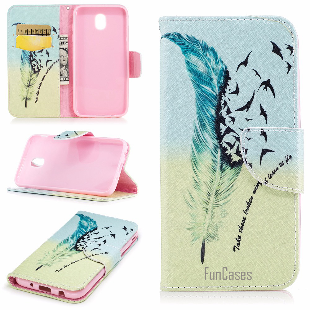 For coque Samsung Galaxy <font><b>J3</b></font> <font><b>2017</b></font> EU Eurasian Version Case Cover for coque Samsung <font><b>J3</b></font> <font><b>2017</b></font> J330 EU Version Case image