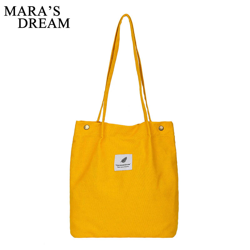 Mara's Dream Designer Handbags High Quality Women Bag Vintage Canvas Shoulder Bags New Big Capacity Bucket Shoulder Handbags Bag