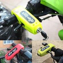 Universal Motorcycle Lock font b Motorbike b font Scooter Handlebar Safety Lock Brake Throttle font b