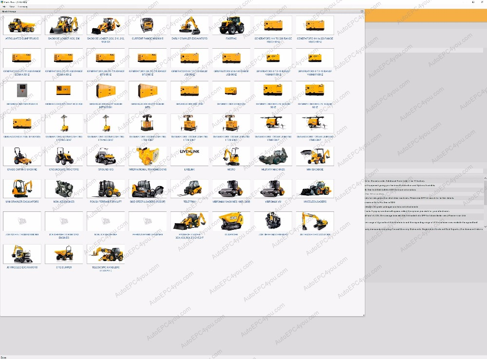US $182 5 27% OFF|JCB SPP Spare Parts Plus+ 2 00 [2017]+Service Manual-in  Software from Automobiles & Motorcycles on Aliexpress com | Alibaba Group