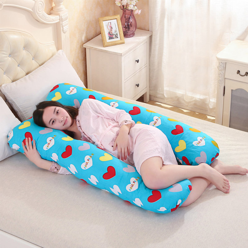 Pregnancy Comfortable U Shape Maternity Pillow
