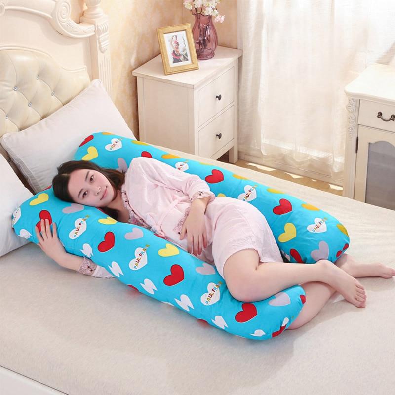 Pregnancy Comfortable U Shape Maternity Pillow