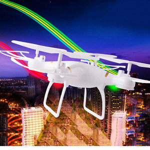 Image 1 - RC Flugzeuge Fernbedienung Spielzeug 3,7 V 3800 mAh spielzeug kinder 3D rollover Rot, weiß USB lade einfach bedienung Drone ultra schnelle