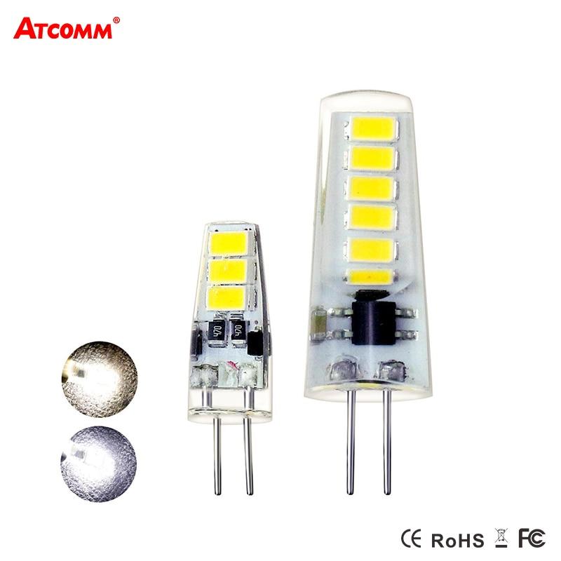 3 Watt 5 Watt COB LED G4 Lampe 12 V G4 LED...