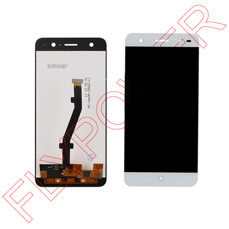 ФОТО LCD For ZTE Blade V7 Lite LTE Touch Screen Digitizer + LCD Display Assembly Replacement Free shipping