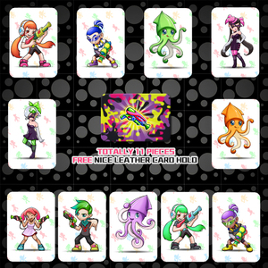 Image 2 - Newest 23 PCS NFC Game Cards For Botw Switch Zelda Breath Wild Super Mario Smash Cart 8 Bros Odyddey Splatoon 2 NS Switch