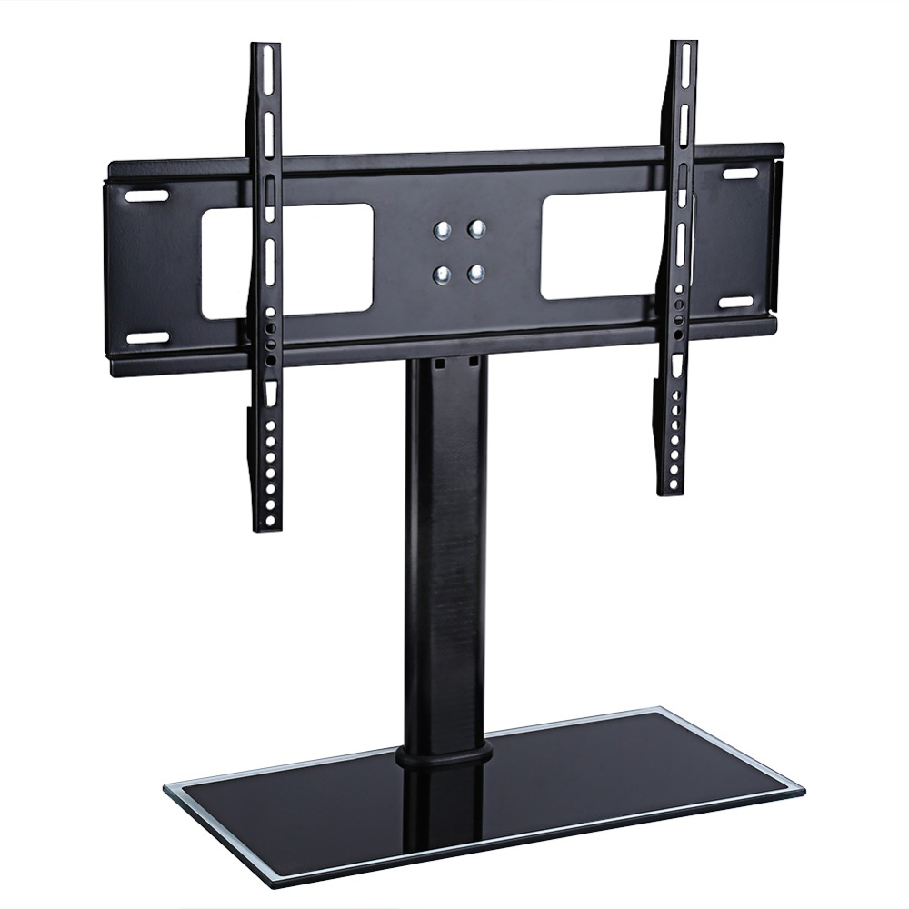 Universal Replacement Bracket TV Stand Tabletop Base Stand Mount for Television Size of 37-55 Stand Television