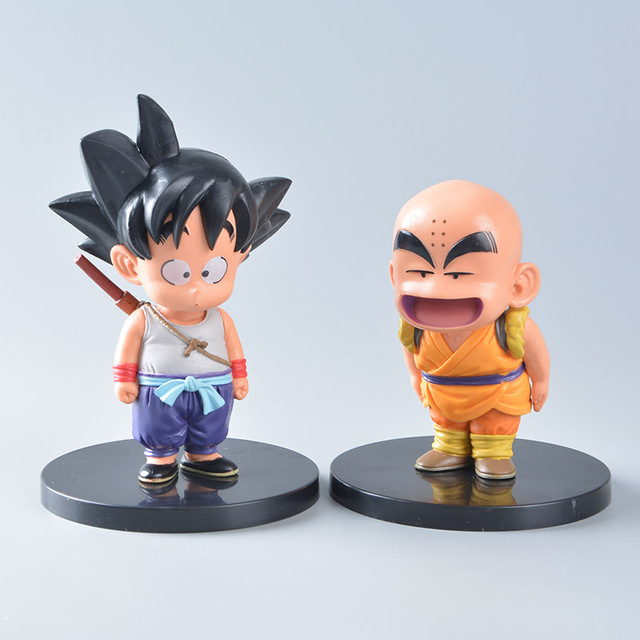 figurine dragon ball z krilin