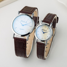 Scorching Sale Classic Basic Silver Stainless Metal Shell Real Leather-based Costume Wristwatches Wrist Look ahead to Males Girls Unisex