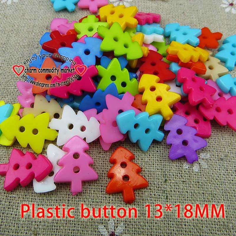 АКЦИЯ 100 шт смешанные формы много цветов Сделай Сам Скрапбукинг Мультяшные кнопки пластиковые кнопки детская одежда швейные принадлежности P-001 - Цвет: 5