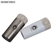 HOMETREE Handy Cups Stainless Steel Double Wall Vacuum Flask Coffee Mug Travel Tumbler Water Bottle Insulated