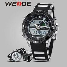 WEIDE Men's watches the best luxury brand Digital automatic watch men shockproof waterproof watch quartz men sports wristwatch цена и фото