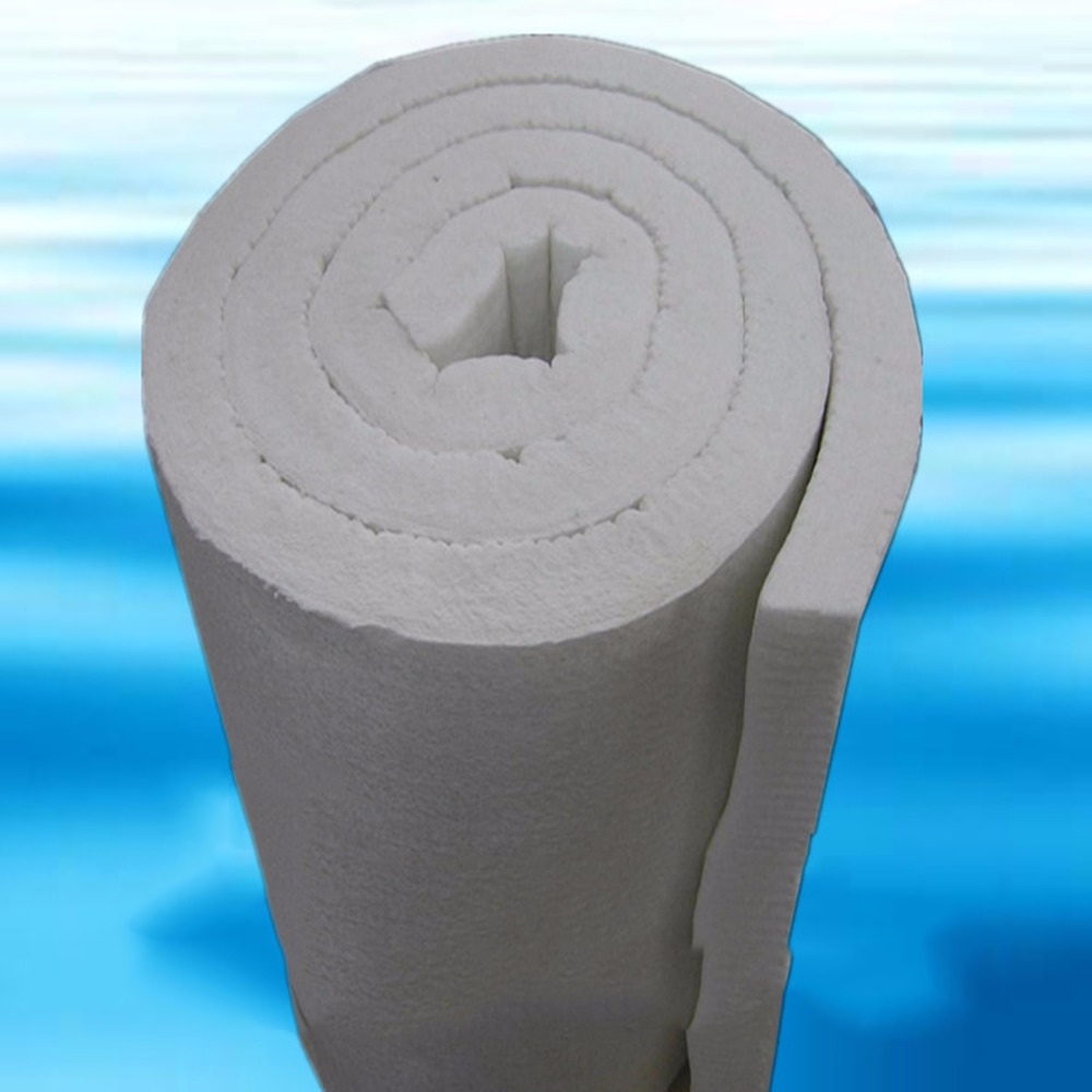Silicaat de Alumínio Silicato de Alumínio Anti Fibra Refratária Cobertura Cerâmica Needled Cobertor Isolação Industrie Faça Você Mesmo 24 x 78 0.8