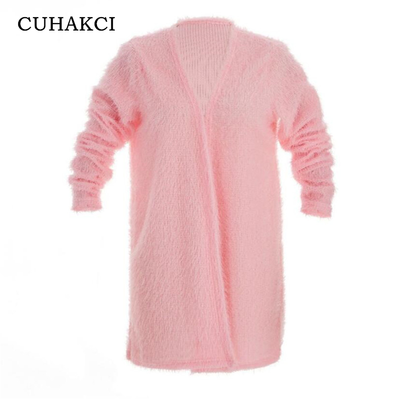 CUHAKCI Winter Plus Velvet Coats Autumn   Basic     Jackets   Female Women Keep Warm   Jacket   Spring Long Sleeve Loose Outwear Coats
