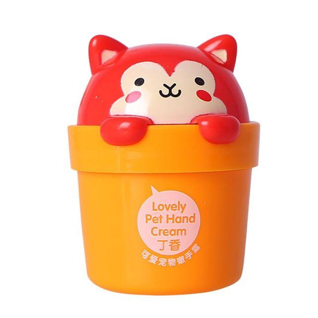 Прекрасный кот отбеливающий крем для рук питательный лосьон для рук Крем для кожи anti-обветривания крем для рук