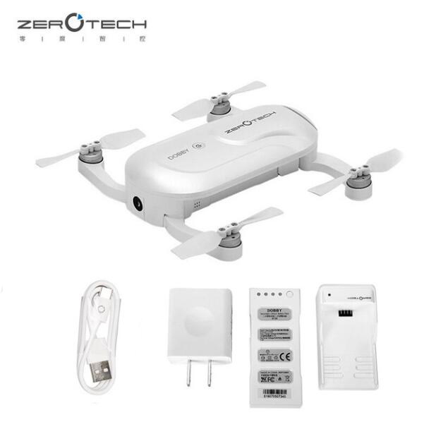 Original ZEROTECH Dobby Pocket Selfie Drone BNF body set or body set with battery and charger
