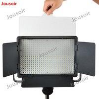 GODOX LED500W 5600 karat Weiß Birne LED Video Licht Drahtlose Fernbedienung Für DSLR CD50