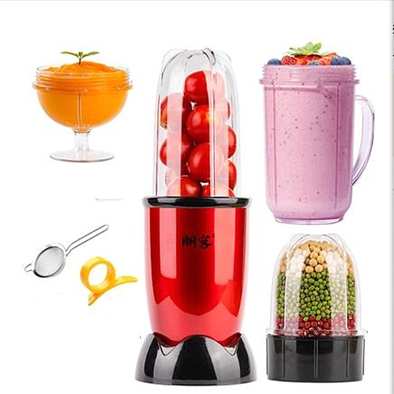 220V Multi Electric Juicer Mini Household Automatic Blender High Quality Juicer Machine Mini Juicer EU/AU/UK