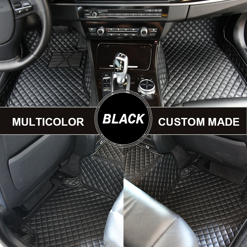 SCOTABC Custom Car Floor Mats for Jaguar All Accessories ...