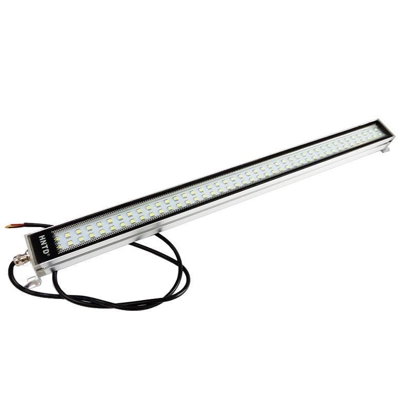 Hntd 20 w 30 24 v 220 v led luz do painel de luz trabalho metal cnc máquina ferramenta trabalho iluminação td47 ip67 à prova dip67 água venda quente freeshipping - 3