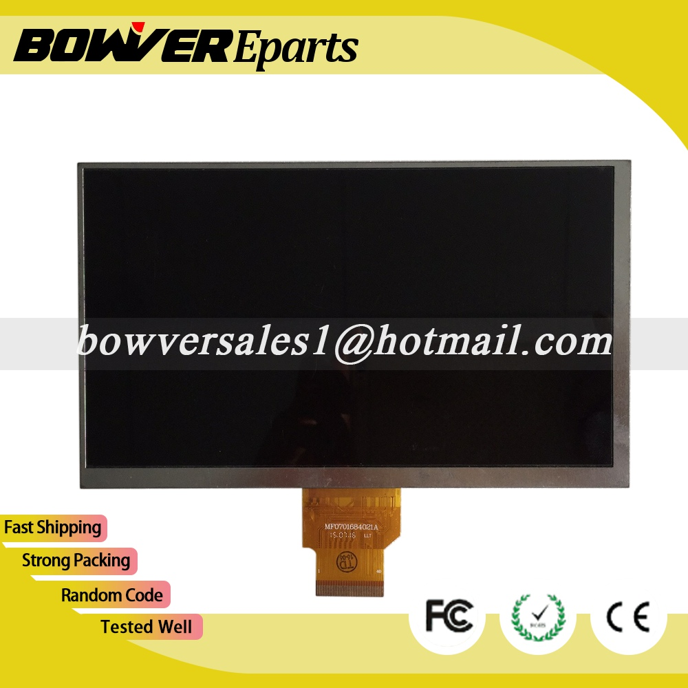 A+ 7inch MF0701684021A LCD Panel LCD display LCD Screen replacement panel 40pin 163*97mm