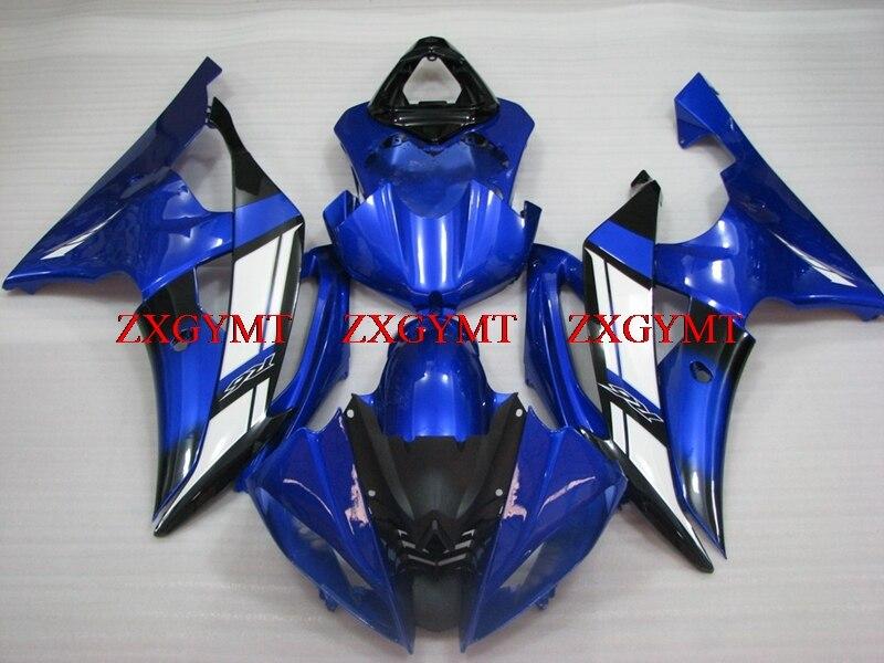 Fairing Kits for for YAMAHA YZFR6 2008 - 2015 Fairing Kits YZF600 R6 08 09 Blue White Body Kits YZFR6 10 11Fairing Kits for for YAMAHA YZFR6 2008 - 2015 Fairing Kits YZF600 R6 08 09 Blue White Body Kits YZFR6 10 11