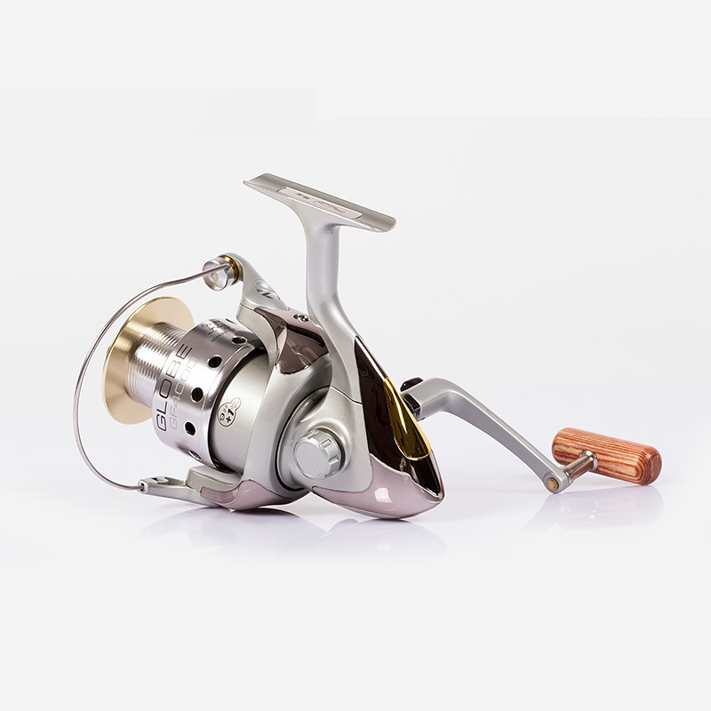 Genuine GF1000/2000/3000/4000 reel fishing tackle fishing reels spinning reels fishing tackle free shipping ryobi 1000 2000 3000 4000 spinning reel bait casting reel 7 bearings