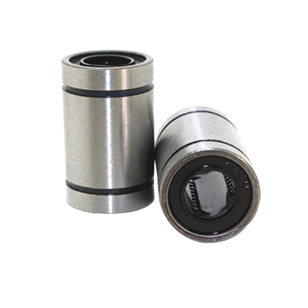 1Pc LM10UU 10mm Linear Ball Bearing Linear Bearing 10mm 3d Printer Parts LM8 Cnc Parts VED85 P40