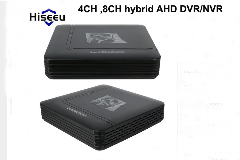 H.264 Hybrid AHD DVR 1080N 4CH 8CH CCTV DVR Mini DVR CCTV Kit VGA HDMI Security System Mini NVR For 1080P IP Camera Coaxial DVR hiseeu 8ch 960p dvr video recorder for ahd camera analog camera ip camera p2p nvr cctv system dvr h 264 vga hdmi dropshipping 43