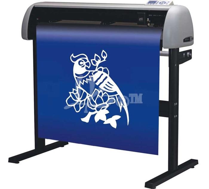 cutting plotter CT-1200 Desktop vinyl cutter plotter/ sticker cutting machine