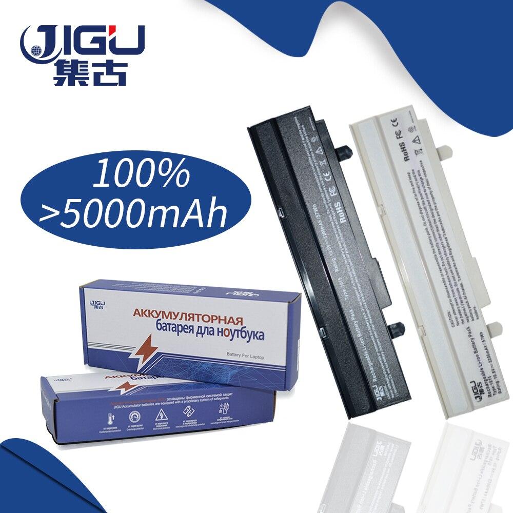 JIGU 5200MAH Laptop Battery For Asus Eee PC 1015 1016 1215 R011C R051B VX6 A32-1015 A31-1015 AL31-1015 PL32-1015