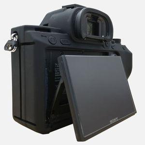 Image 5 - סיליקון שריון עור מצלמה מקרה גוף כיסוי מגן עבור Sony Alpha A7 השני A7R השני A7S השני A7 III A7R III IV A7M2 A7M3 A7RM3 A7RM4
