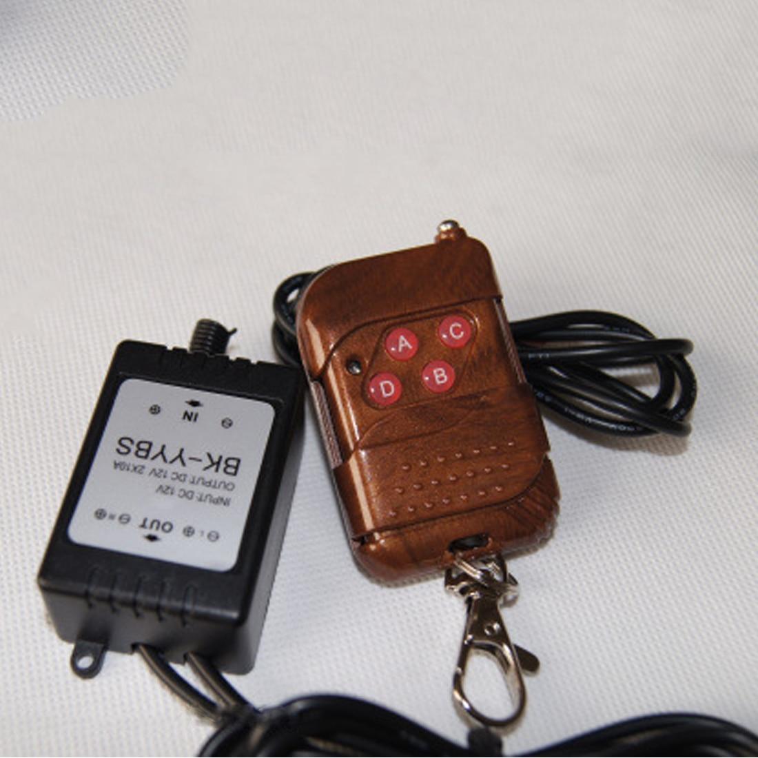 Tonewan 12 В беспроводной модуль дистанционного управления ж/Строба вспышки контроллер для авто автомобиль грузовых автомобилей лампочки светодиодные полосы