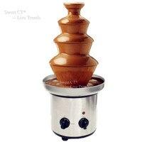 NO 1 Store Free Fedex Fantastic Chocolate Fountain Fondue Stainless Steel Waterfall Machine ALL CHOCOLATE MACHINES