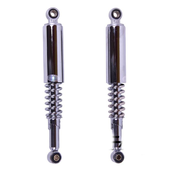 ФОТО  330mm Universal Shock Absorbers  for Honda/Yamaha/Suzuki/Kawasaki/Dirt bikes/ Gokart/ATV/Motorcycles and Quad.