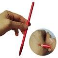 Microblading Перманентный Макияж Губ Татуировки Линии Дизайн Карандаш Водонепроницаемый Позиционирования Ручки Красного Цвета