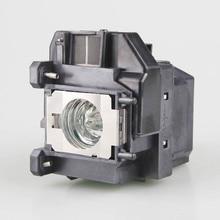 Uyumlu H428A H428B H428C H429A H429B H429C H430A H430B H430C H433B H435B 1261 W eh tw480 için Projektör lambası Epson ELPL67