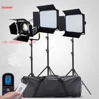 E1080 + 2000 W película proyector lámpara de estudio fotografía luz conjunto CD50 T07