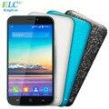 Оригинал Blackview A5 Мобильный Телефон 4.5 дюймов Quad Core 1 ГБ + 8 ГБ Смартфон Android 6.0 Разблокирована Dual SIM Мобильных Телефонов WCDMA GPS WI-FI