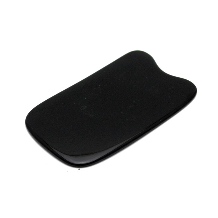 1pc Rectangle Whole Body Back Skin Scrapping Plate Massage Gua Sha Beauty Roller